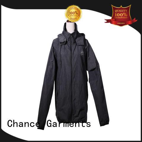 Chance womens waterproof jacket supplier for winter