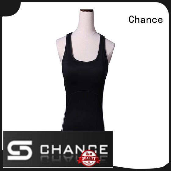 cotton yoga clothes series for gym Chance