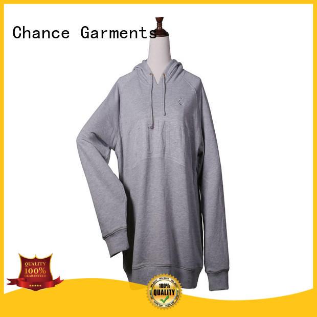 Chance short sleeves plain black sweatshirt for students