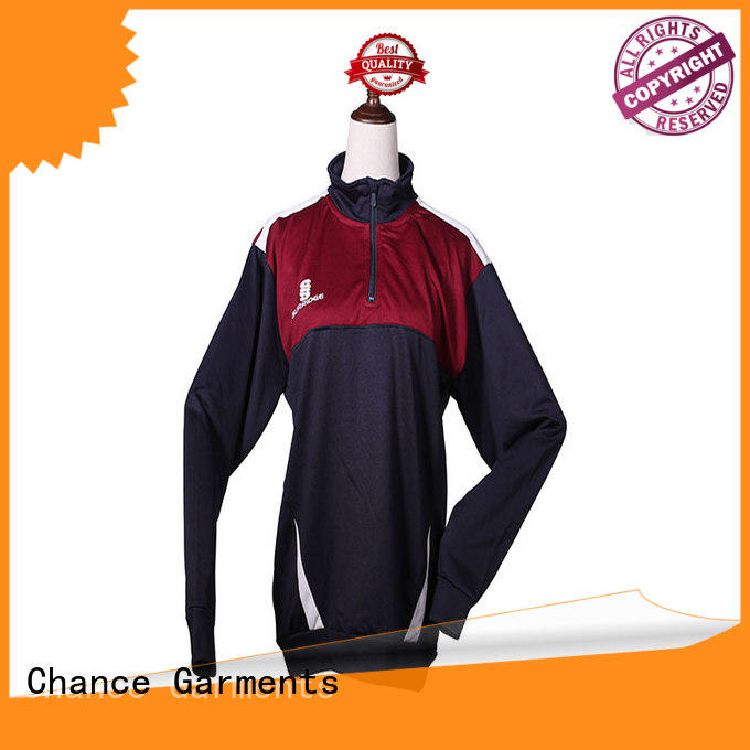 Chance mens gym tracksuit personalized for sport training