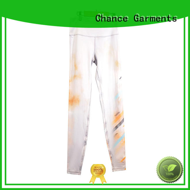 Chance sleeveless hot yoga clothes supplier for exercise