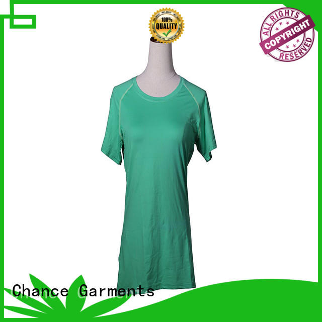 affordable yoga shirt manufacturer for women