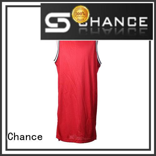 Chance mountain bike jersey wholesale for basketball