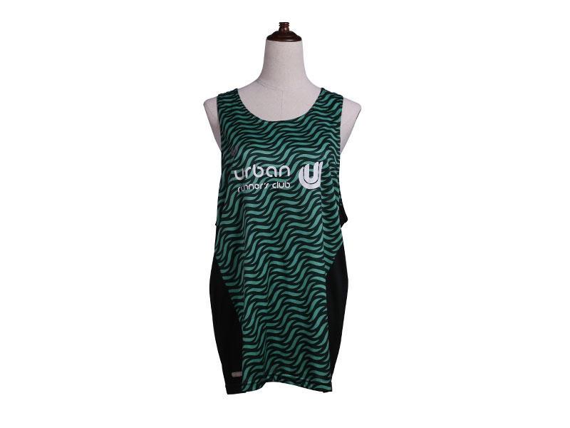 Women Running Vest Dry Fit Sportswear Custom Design Comfortable