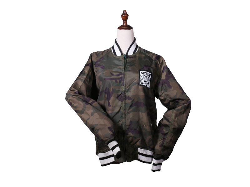 Custom Sublimation Windbreak Jacket Polyester Oxford Outerwear Coat Jacket Men