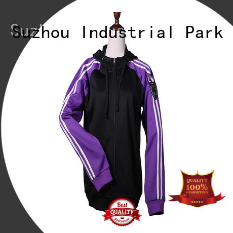 Chance quarter zip mens jogging suits cotton manufacturer for sport training