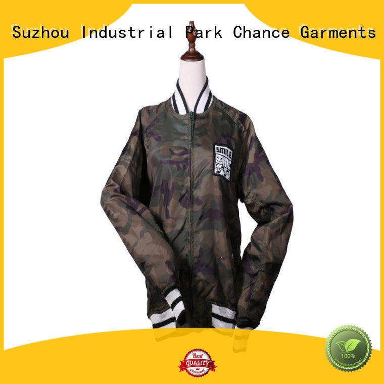 Chance padding jacket with good price for sport