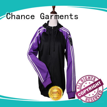 Chance mens sports tracksuits personalized for sport training
