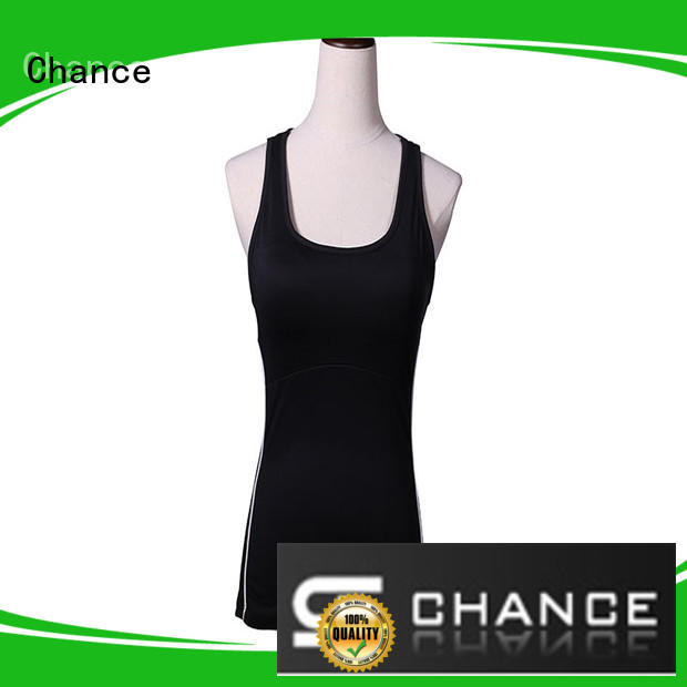 tight stretch cotton yoga pants supplier for exercise
