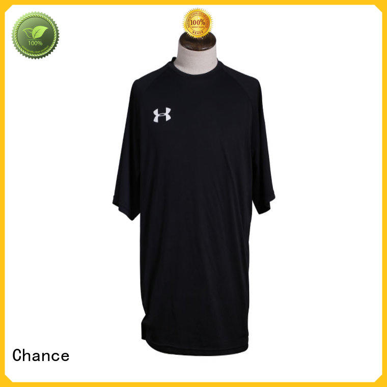 Chance knitted polo slim fit t shirts wholesale for golf