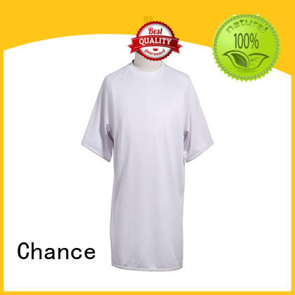 cotton fitted polo t shirts customized for golf Chance