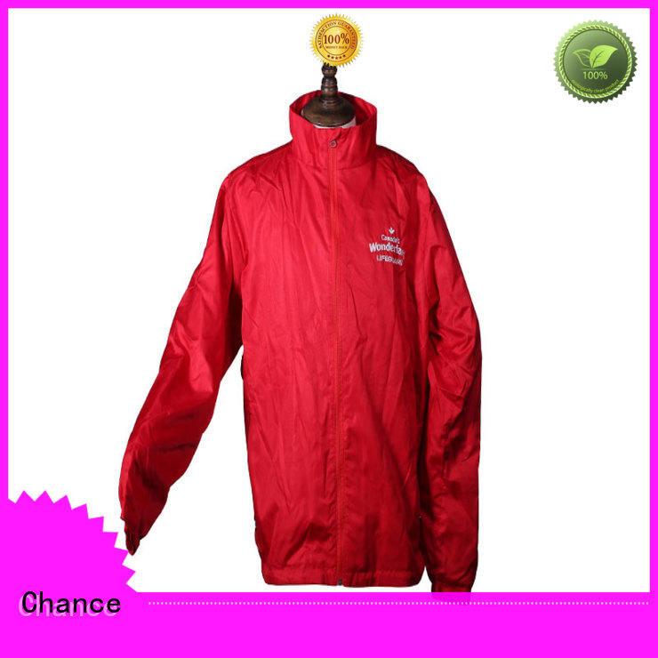 Chance polyester mens gym tracksuit design for jogging