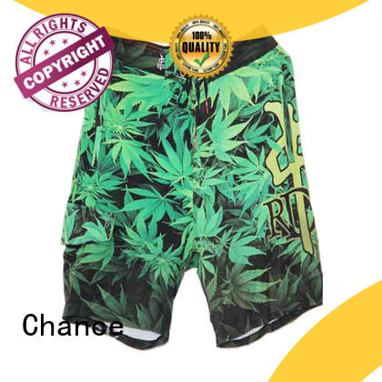 Chance fashion athletic shorts supplier for sports