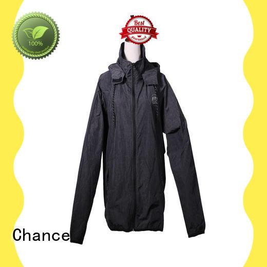 taffeta lightweight waterproof jacket customized for winter