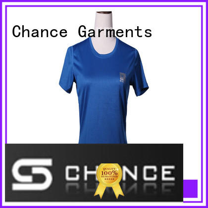 Chance printing running clothes for Marathon
