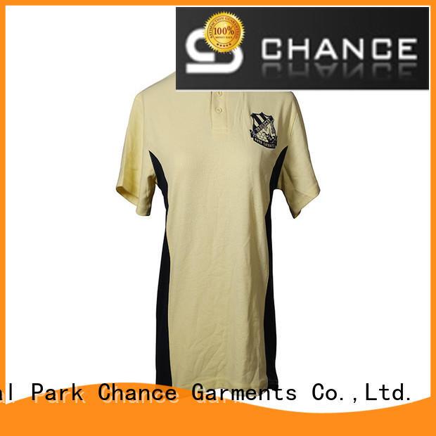 round neck black polo shirt design for golf