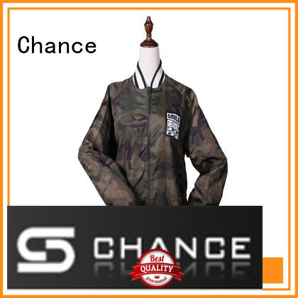 Chance mens lightweight waterproof jacket wholesale for outdoor