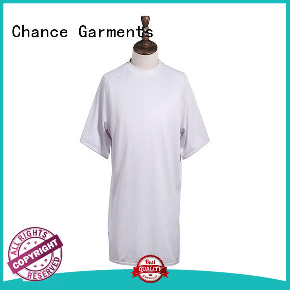 Chance polo slim fit t shirts customized for golf