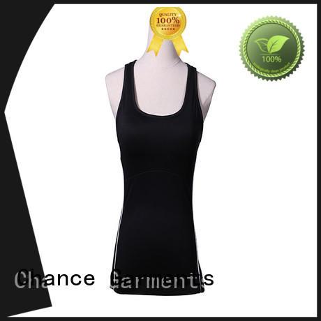 Chance short sleeve cotton yoga pants wholesale for women