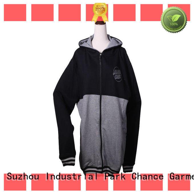 Chance girls hooded sweatshirt design for college