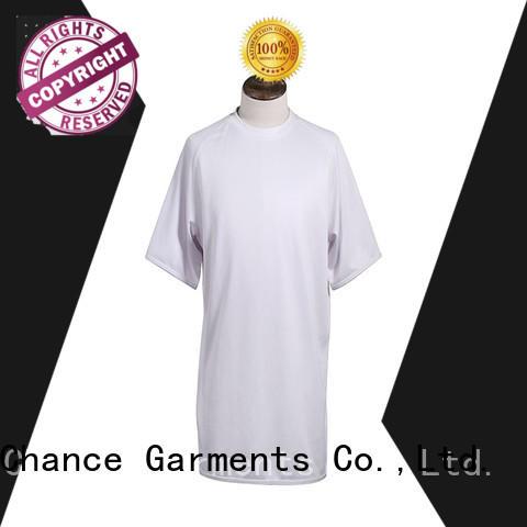 Chance black white polo shirt mens for school