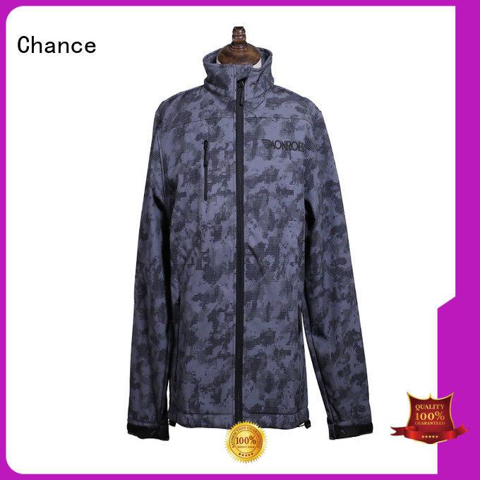long sleeve mens lightweight waterproof jacket wholesale for sport