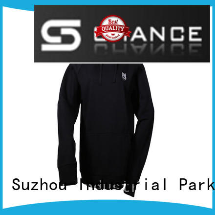 Chance custom sweatshirts manufacturer for students