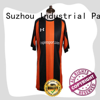 Custom Football Jerseys Fully Sublimation Printed Polyester With Flexible Collar
