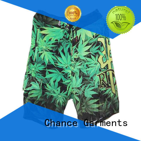 Chance mens sports shorts manufacturer for sport traning