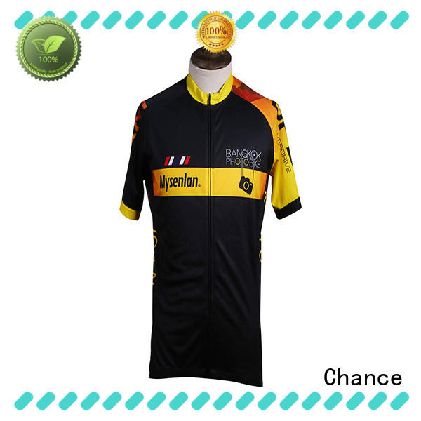 Chance polyester basketball vest wholesale for road cycling