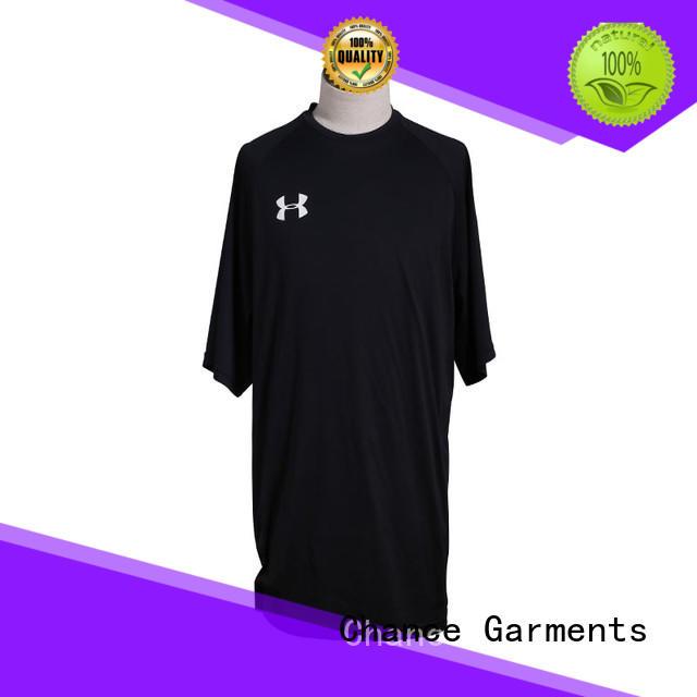 Chance custom polo shirts wholesale for school