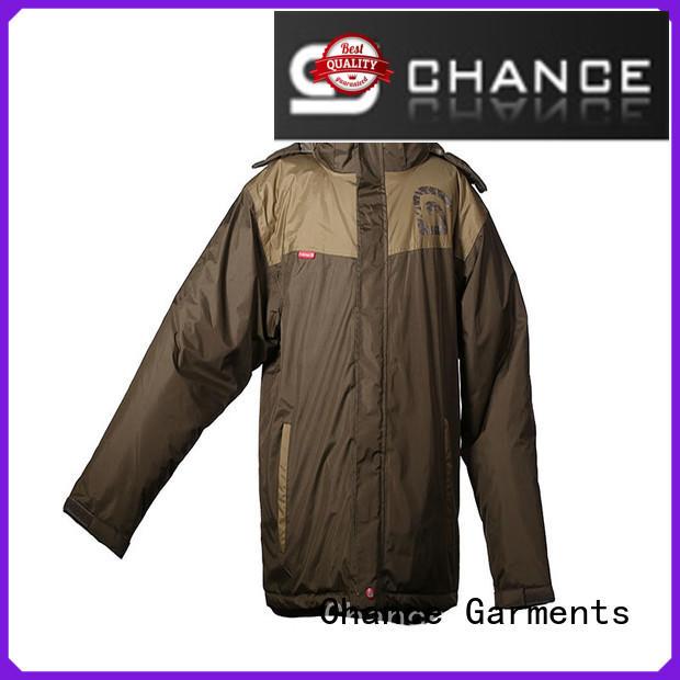 ladies waterproof jacket for sport Chance