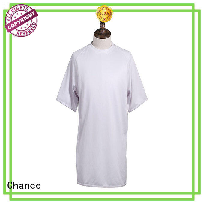 Chance polo t shirts wholesale manufacturer for school