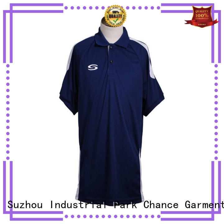 Chance best polo t shirts customized for golf