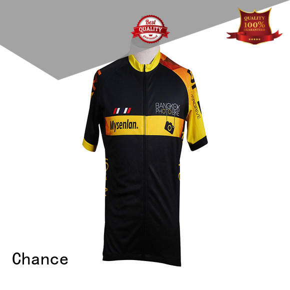 Chance sports jersey design for football