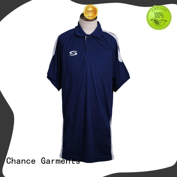 Cotton Polo T Shirts For Golf With Button Polyester PIQUE Classic