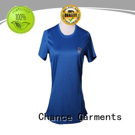 Chance polyester running clothes wholesale for exercise
