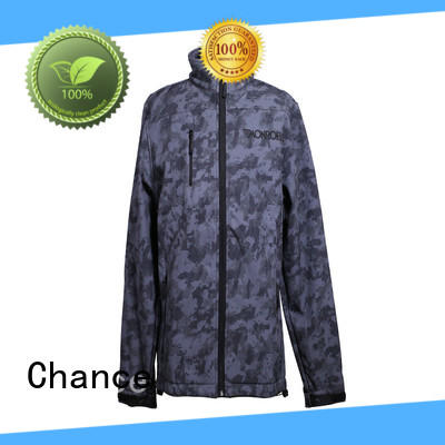 Chance long sleeve sport jacket supplier for sport