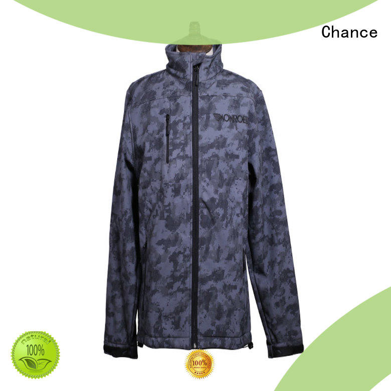 polyester jacket womens customized for sport Chance