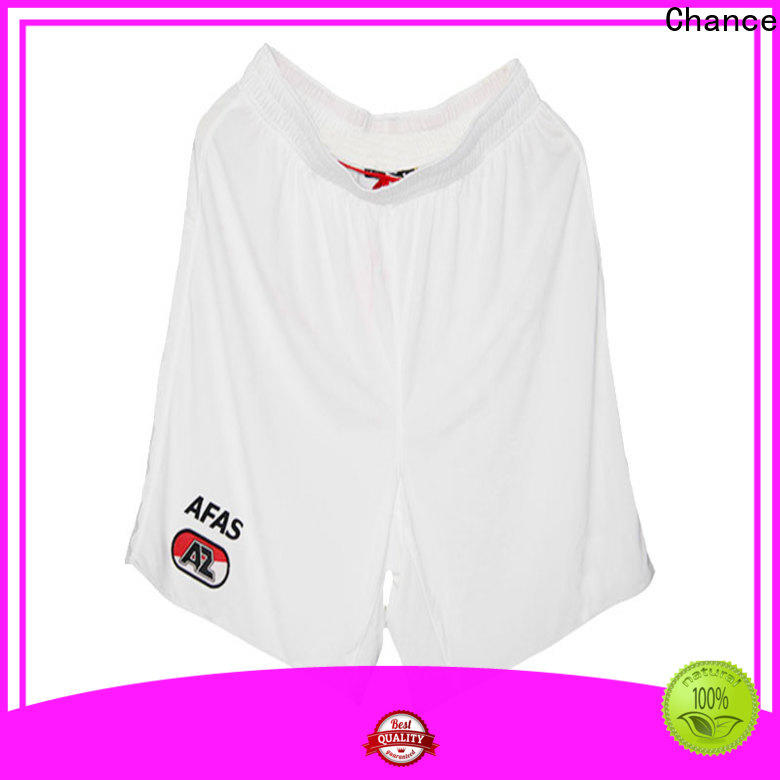 Chance exercise shorts from China for sports