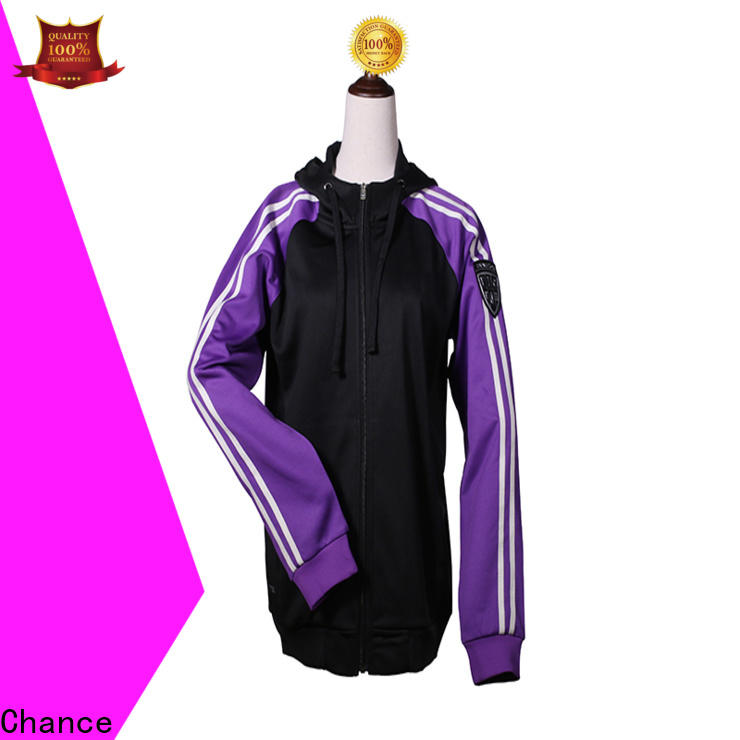 Chance quick dry mens running tracksuit wholesale for gym