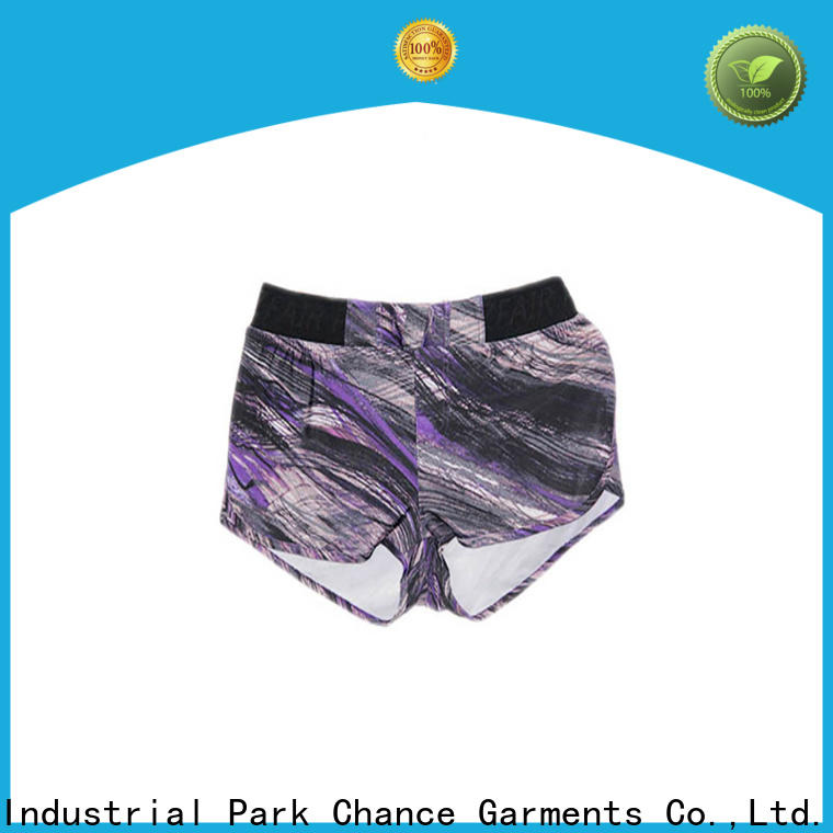 sublimation printing mens sports shorts from China for sport traning