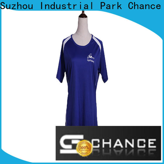 Chance patterned yoga wear supplier for gym