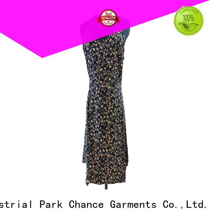 Chance beautiful women casual dresses manufacturer for women