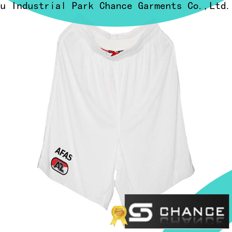 Chance comfortable sports shorts for men supplier for sports