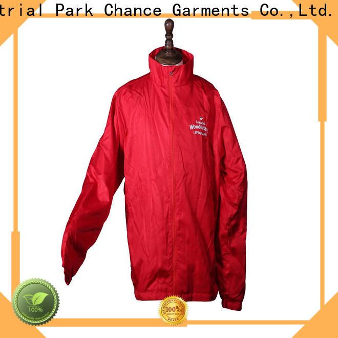 Chance quarter zip mens warm up suits manufacturer for sport training