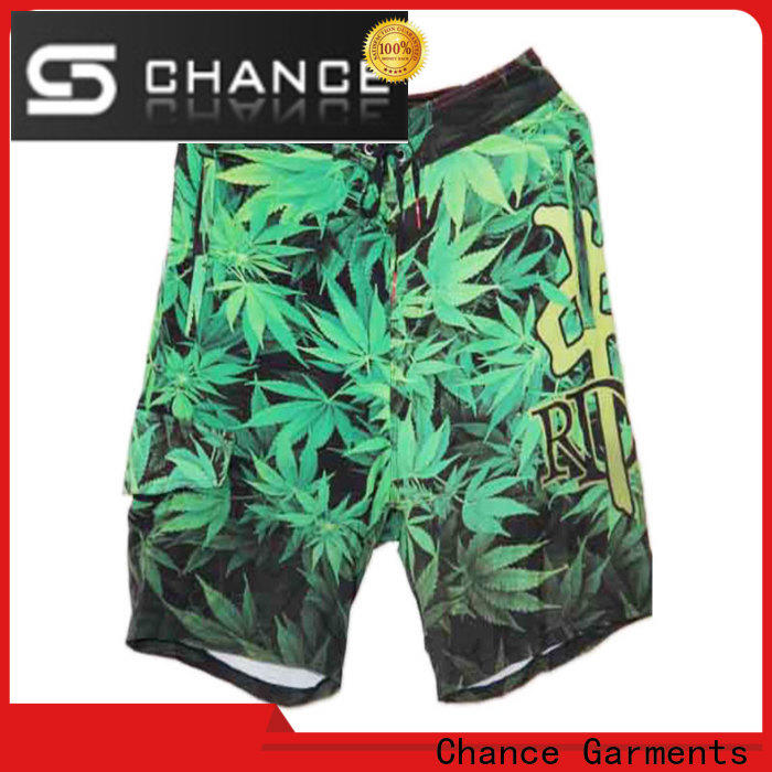 Chance mens athletic shorts manufacturer for sport traning