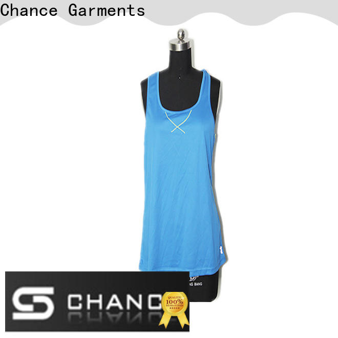 Chance dry fast running wear manufacturer for exercise