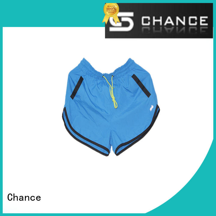 Chance sublimation printing sport shorts directly sale for sports