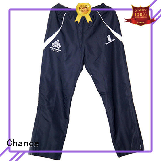 Chance mens gym tracksuit personalized for jogging